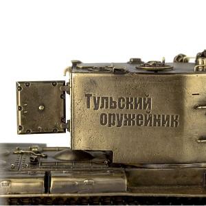 ДИОРАМА ТАНК КВ-2 Фото на память 1/35