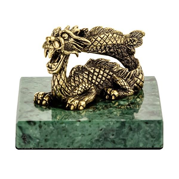 Статуэтка Дракон на натуральном камне