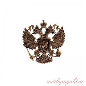 Накладка Герб России. 50*50 мм