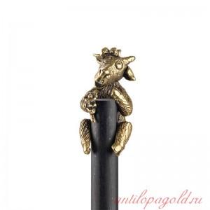 Наконечник на карандаш Коза