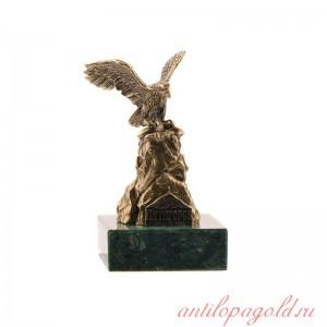 Статуэтка Орел большой. Пятигорск на камне