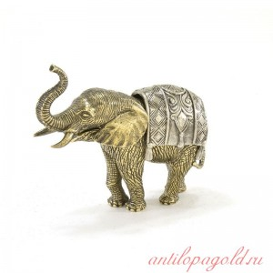Статуэтка-шкатулка Слон. Большой