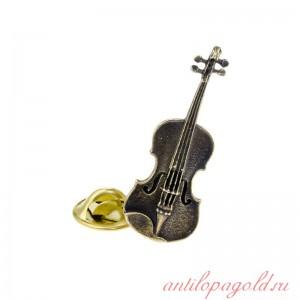 Значок Скрипка
