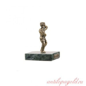Статуэтка Знак зодиака Скорпион на камне