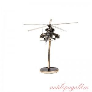 Вертолёт Ми-35М(1:72)