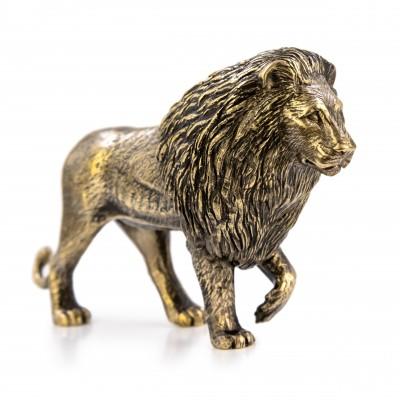 Лев большой статуэтка