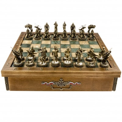 Шахматы «Вежливая армия»