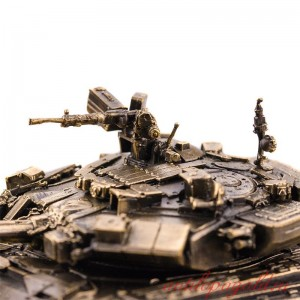 Модель танка Т-90(1:72)