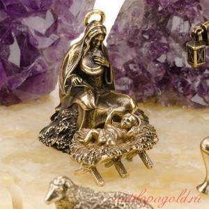 Подарочная композиция Рождество Христово