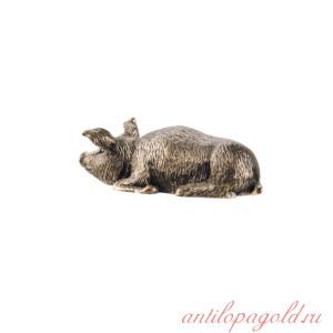 Статуэтка Свинья