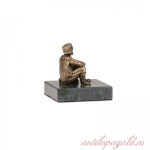 Статуэтка Знак зодиак Водолей на камне