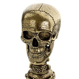 ТРОСТЬ - ФЛЯЖКА череп