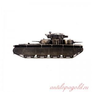 Танк Т-35 1:72