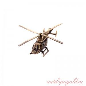 Вертолёт Ансат(1:200)