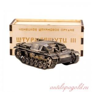 Немецкое штурмовое орудие Stug.III Ausf.B(1:35)