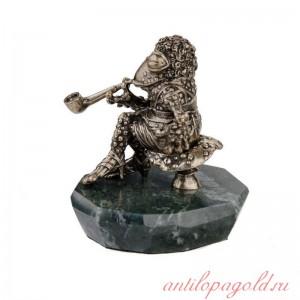 Статуэтка Царевна-лягушка на подставке