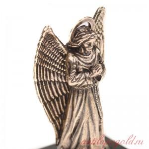 Статуэтка Ангел. Большой на натуральном камне