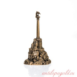 Колокольчик Памятник затопленным кораблям