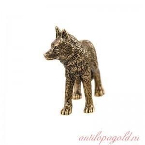 Статуэтка Волк