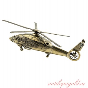 Вертолёт КА-62(1:100)