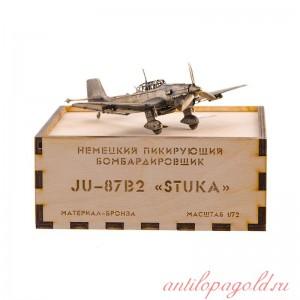 Пикирующий бомбардировщик STUKA(1:72)