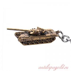 Брелок Танк Т-72(1:180)