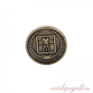 Монета 200 лет М.Ю. Лермонтову
