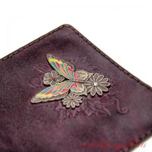 Обложка на паспорт Бабочка