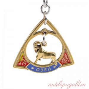 Брелок Знак зодиака Овен