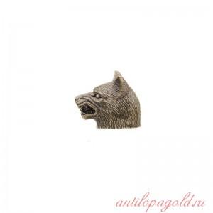 Навершие Голова волка