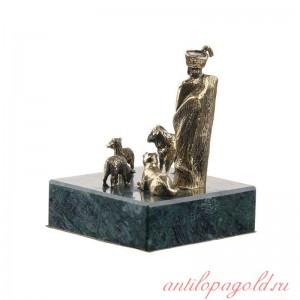 Подарочная композиция Пастух со стадом