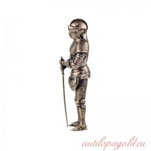 Статуэтка Средневековый рыцарь