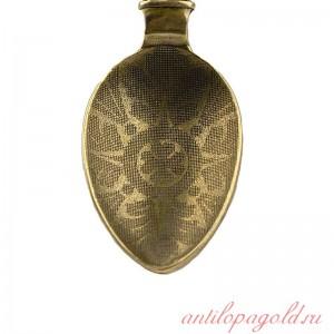 Коллекционная сувенирная ложка Останкино. 2