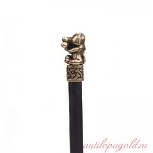 Накладка на карандаш Собака с косточкой