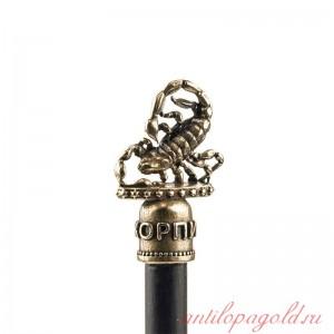 Наконечник на карандаш Знак зодиака Скорпион