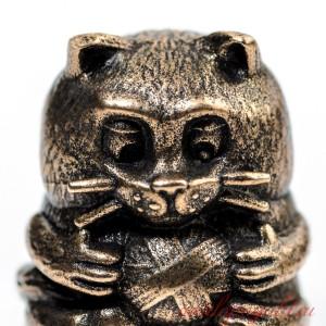 Напёрсток Кот с клубком