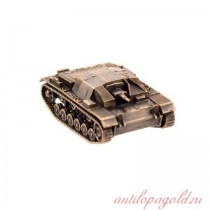 Немецкое штурмовое орудие Stug.III Ausf.B(1:100)