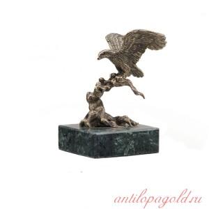 Статуэтка Орел на коряге