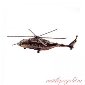 Вертолёт МИ-38(1:200)
