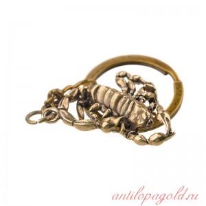 Брелок Фигурка зодиака Скорпион