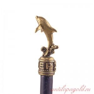 Накладка на карандаш Дельфин. Адлер