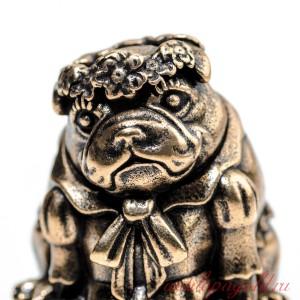 Напёрсток Собака. Невеста