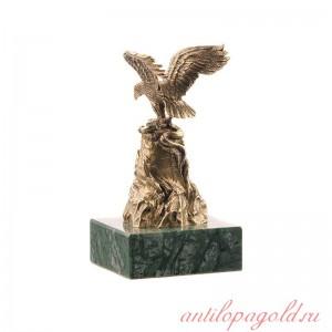 Статуэтка Орел большой. Кисловодск на камне