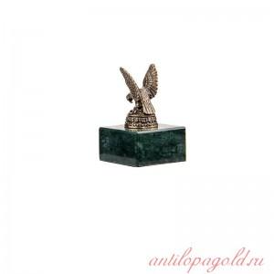 Статуэтка Орел маленький на камне