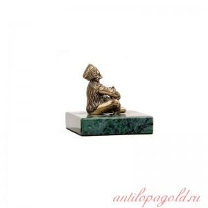 Статуэтка Зодиак Весы на камне
