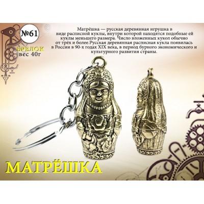 Форма №61 Матрешка