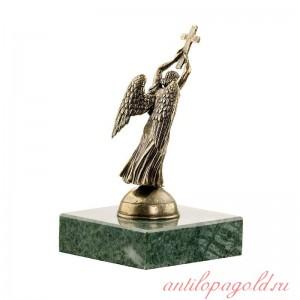 Статуэтка Ангел. Ставрополь на натуральном камне