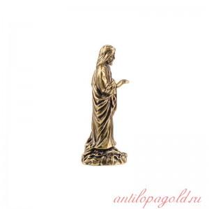 Статуэтка Иисус Христос(бронза)