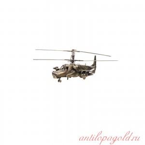 Вертолёт Ка-50 Чёрная акула(1:72)