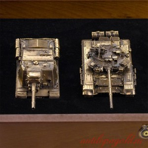 Планшет с танками масштаба 1 к 72